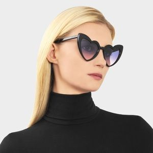 Sunglasses heart Saint Laurent SL181 LouLou 009